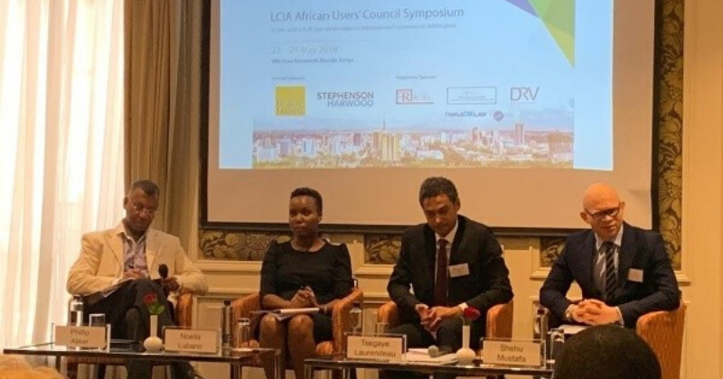 LCIA African User's Council Symposium