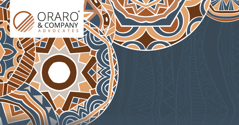 Oraro & Company Advocates Launches the 2nd Edition of Its Newsletter