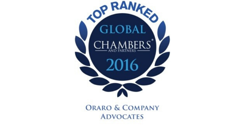 Oraro & Company Advocates Garners International Recognition For Its Work