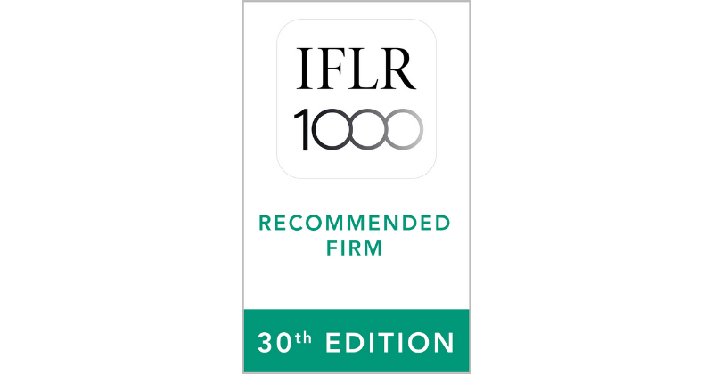 Oraro & Company Advocates Partners Highly Ranked in the 30th Edition of IFLR1000