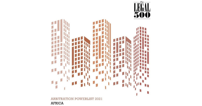 George Oraro SC Featured in the Legal 500 Arbitration Powerlist: Africa 2021